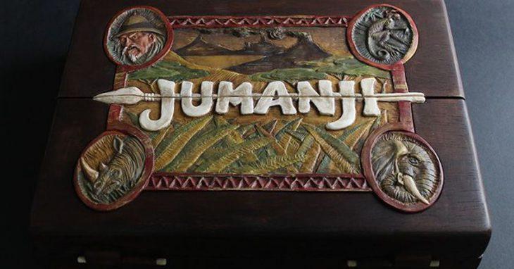Tablero de Jumanji