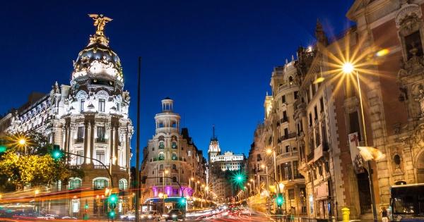madrid españa ciudad