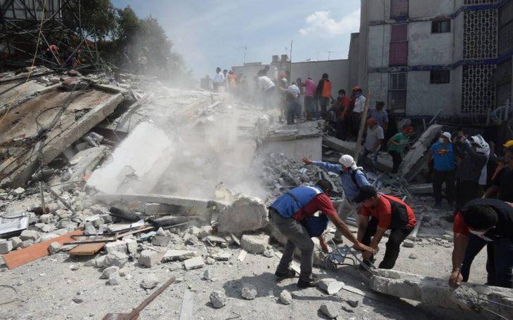 mexico sismo terremoto
