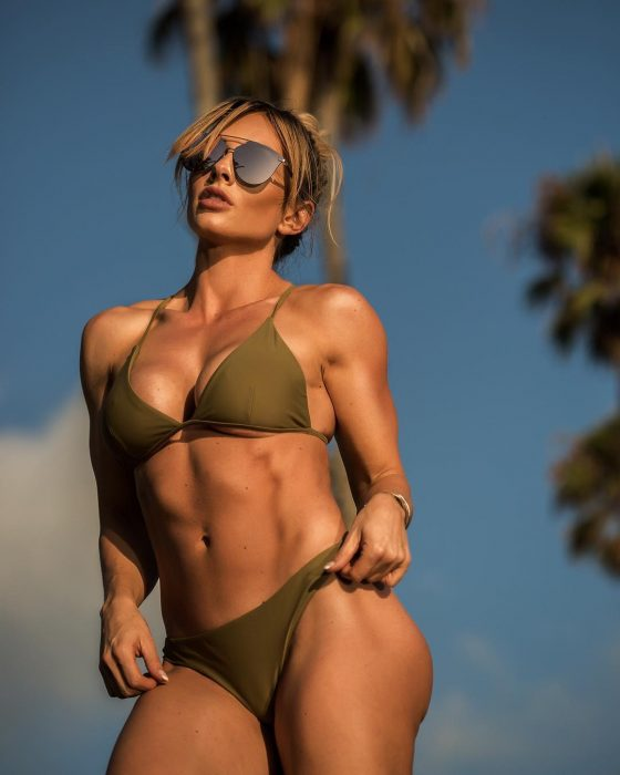 Las mejores chicas fitness 2017