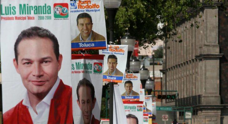 Propaganda electoral en México