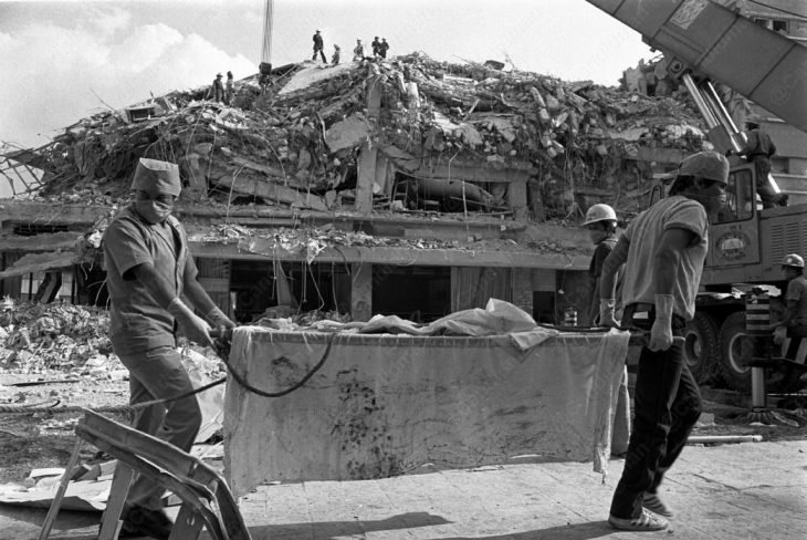 terremoto 85