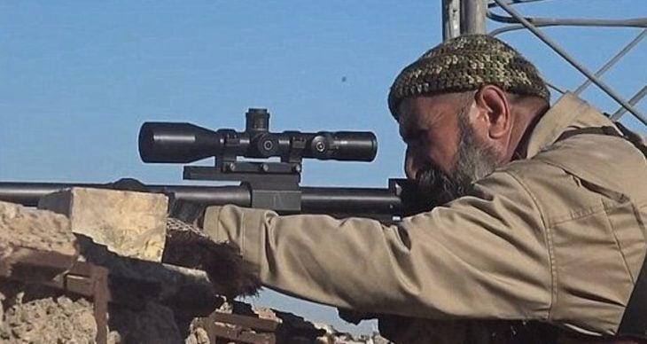 Muere el jaque de los francotiradores