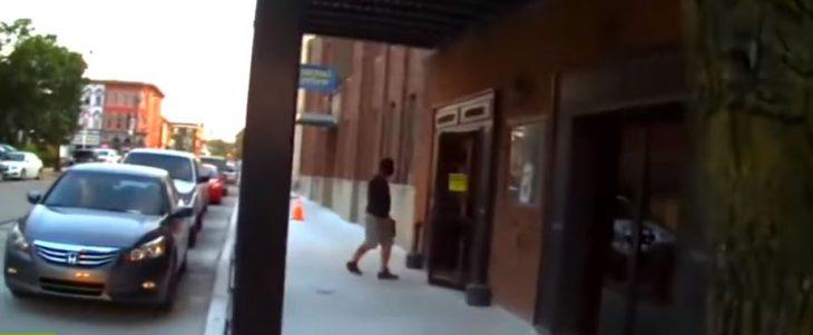 policía confunde actor con ladrón