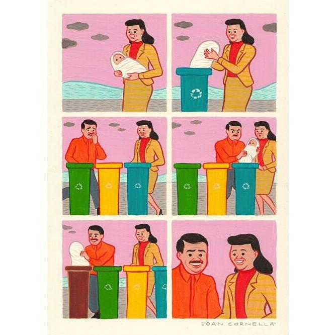 joan cornella ilustraciones