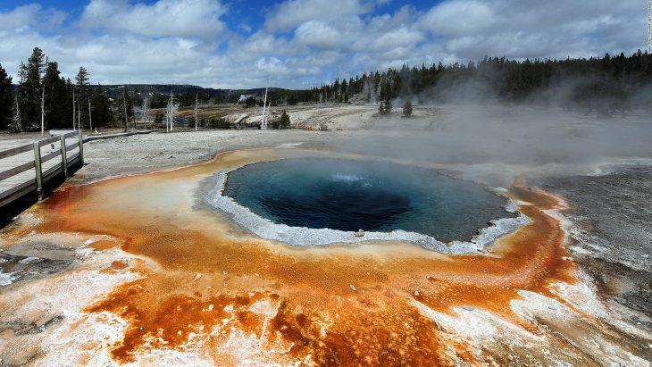 volcan yellowstone