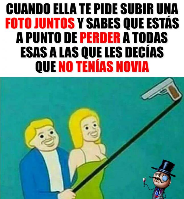 selfie suicidio meme