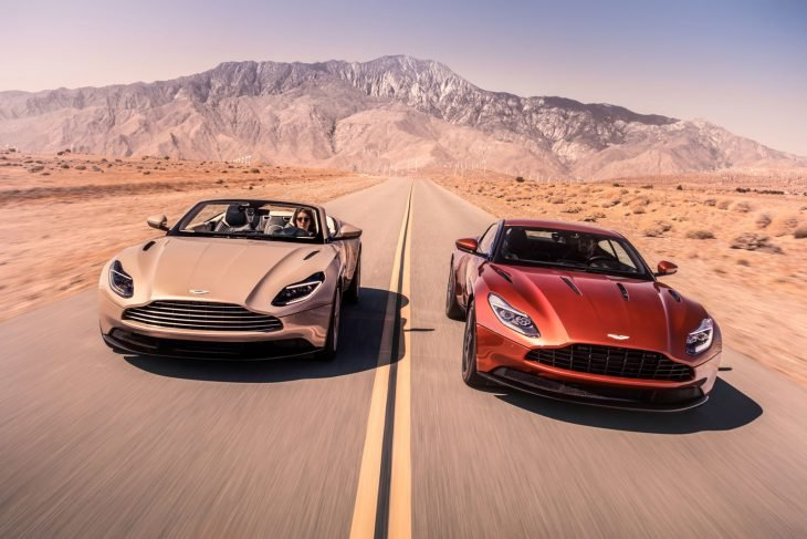 Aston DB11
