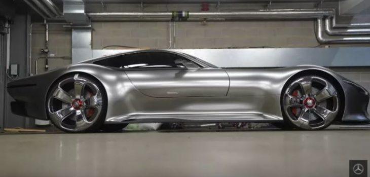 Mercedes Benz Liga de la Justicia