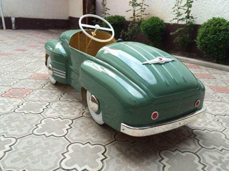 carrito restaurado
