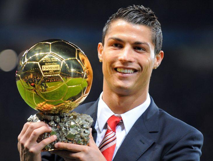 Cristiano Ronaldo subasta balón de oro