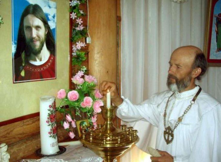 Altar al Jesús de Siberia