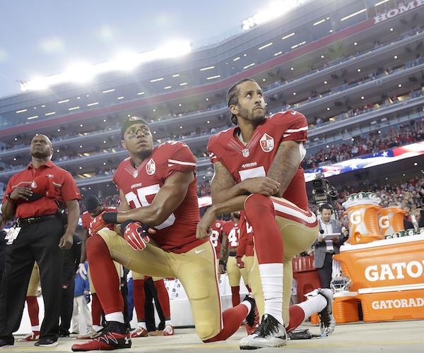 NFL contra trump