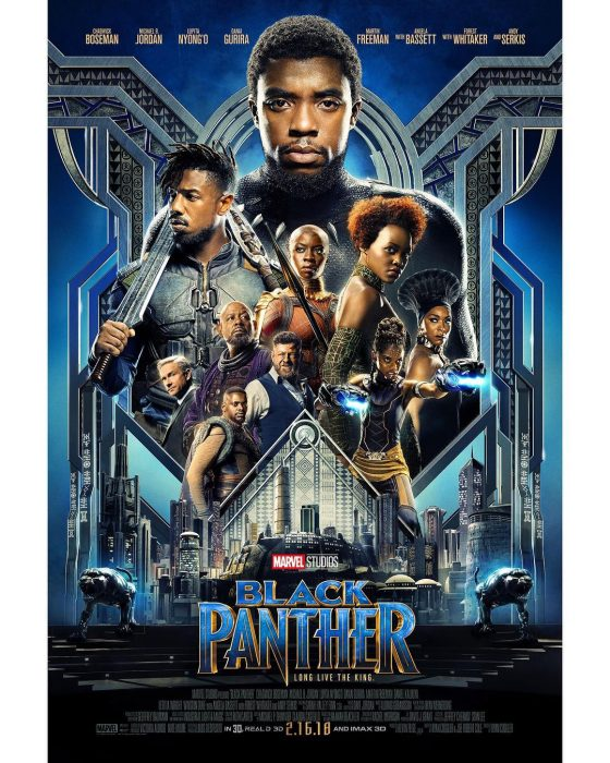 Cartel de Black Panther