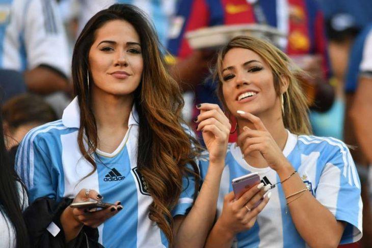 mujeres de argentina
