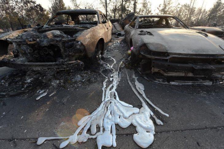 carros quemados