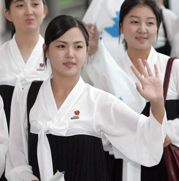 Ri Sol-ju esposa de Kim Jong-un