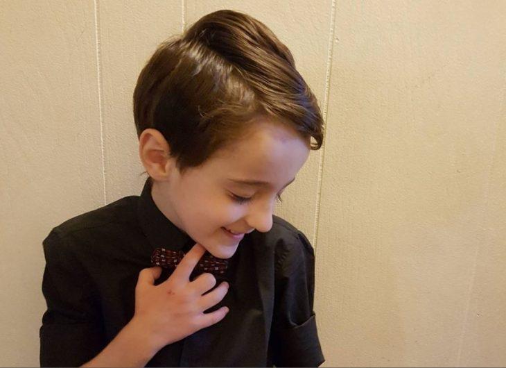 fotos niño autismo cortar cabello 6