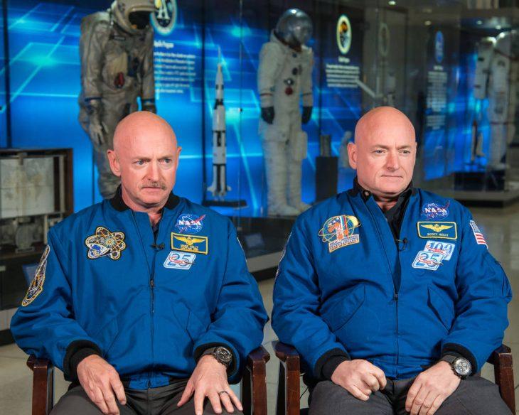 Estudio NASA gemelos