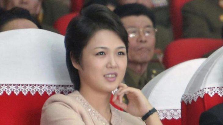 Esposa de Kim Jog-un