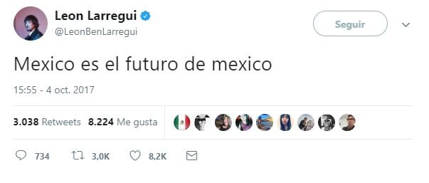 leon larregui mexico es el futuro
