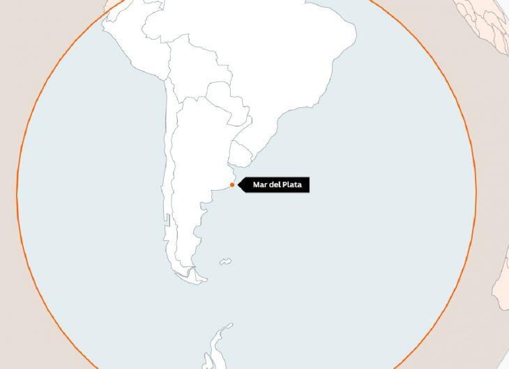 mar de la plata argentina