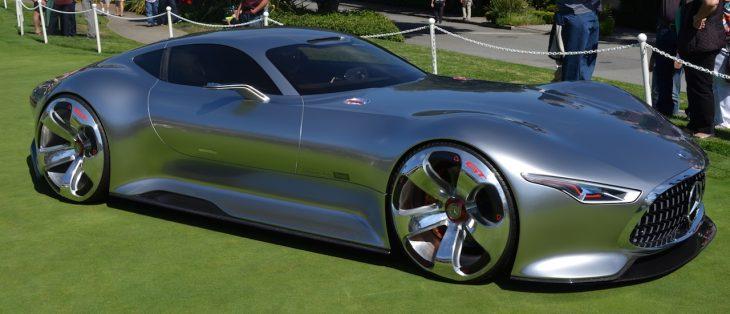AMG Vision Gran Turismo