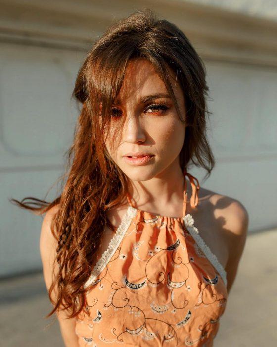 Natalie Zettel modelo
