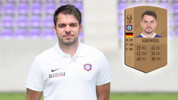 Tommy Käßemodel, jugador de futbol