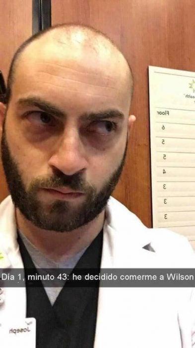 doctor atrapado