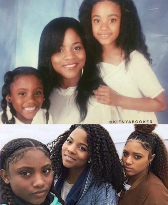 No creerás quién es la mamá de entre estas 3 bellezas