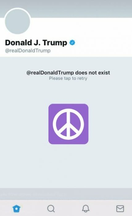 Trump-Deactivated