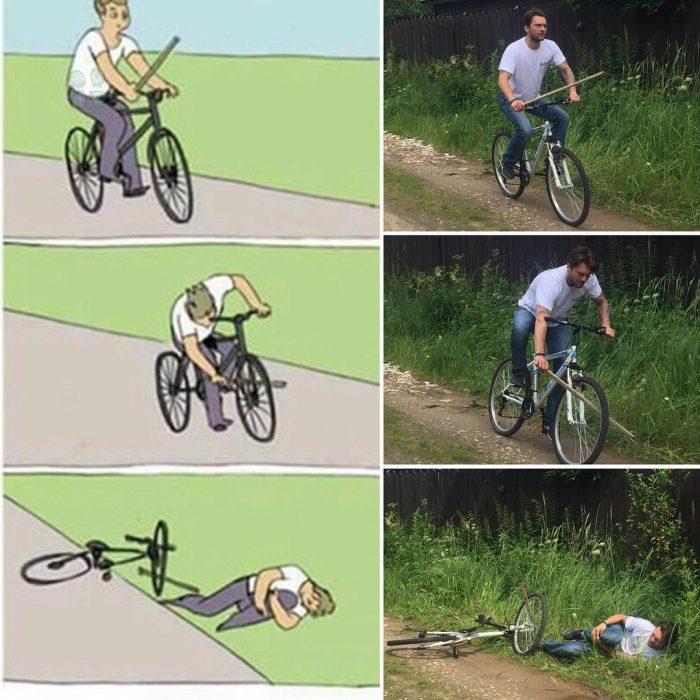 cosplay bici