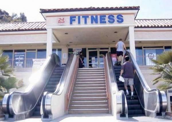 fitness flojos