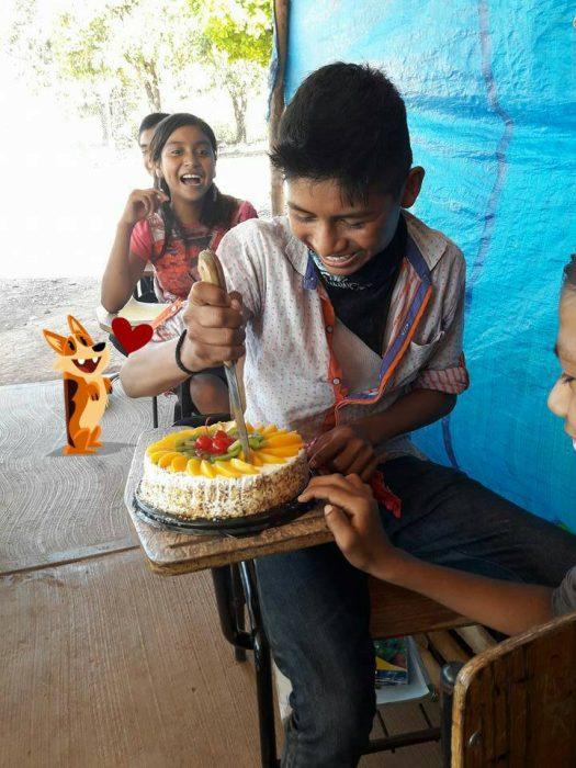 niño llora pastel nayarit