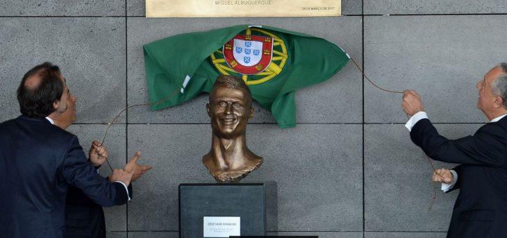 Figura Cristiano Ronaldo