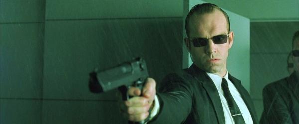 Agente smith matrix