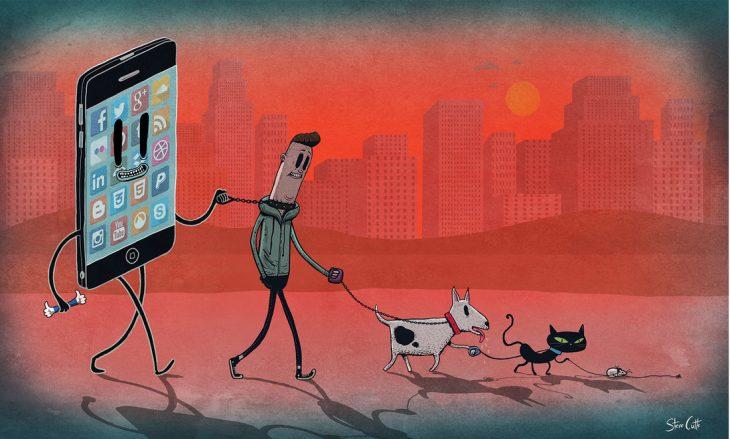 Steve Curtis ilustraciones