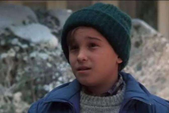 Johnny Galecki niño leonard