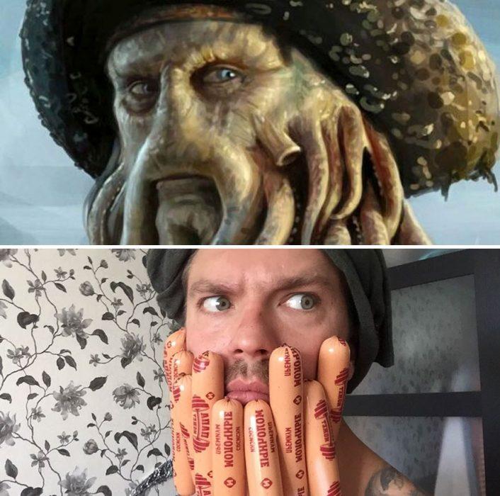 cosplay pirata