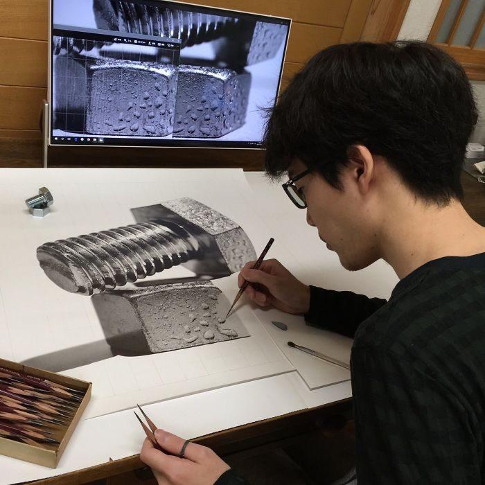 Kohei Ohmori, artista japonés