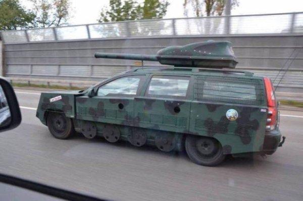 Carro tanque