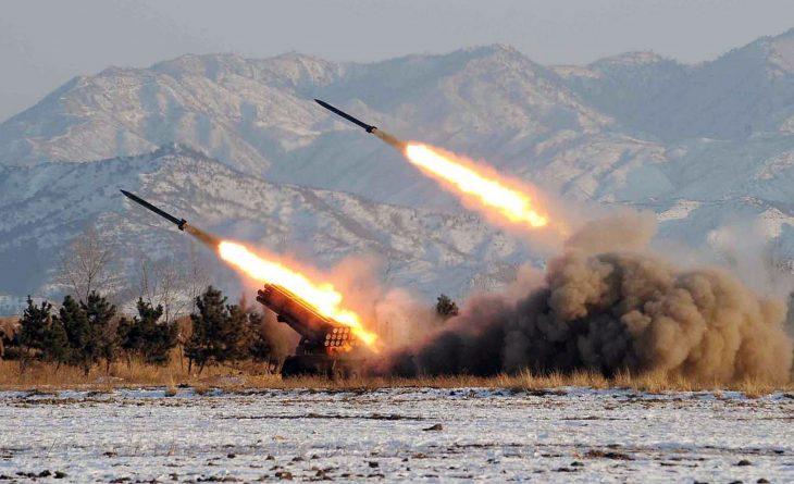 Norcorea túnel 200 muertos