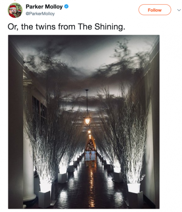 gemelas resplandor