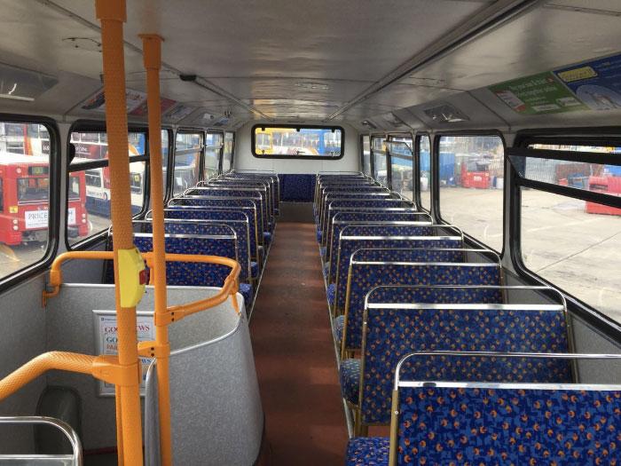 autobus refugio