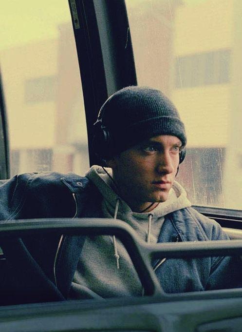 Eminem en 8 Mile