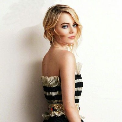 La bella Emma Stone
