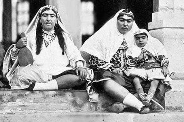 Familia iraní