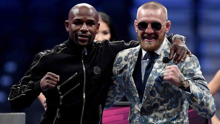 Conor y Floyd
