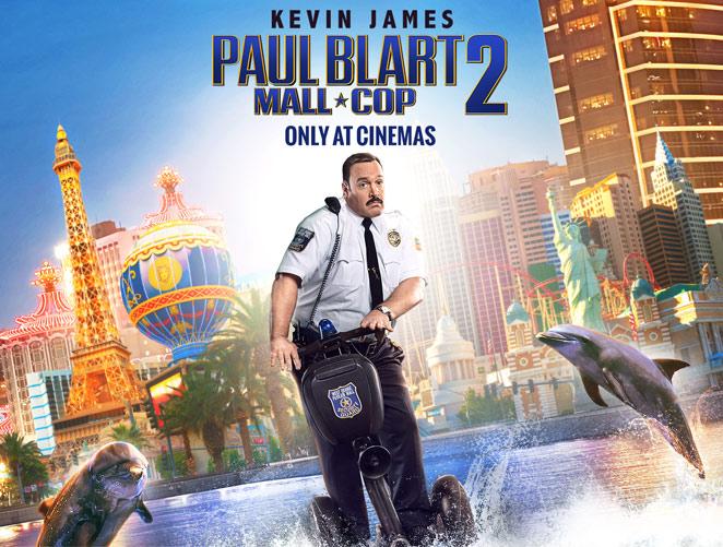 Héroe de centro comercial 2